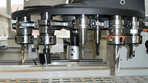 Outillage CNC